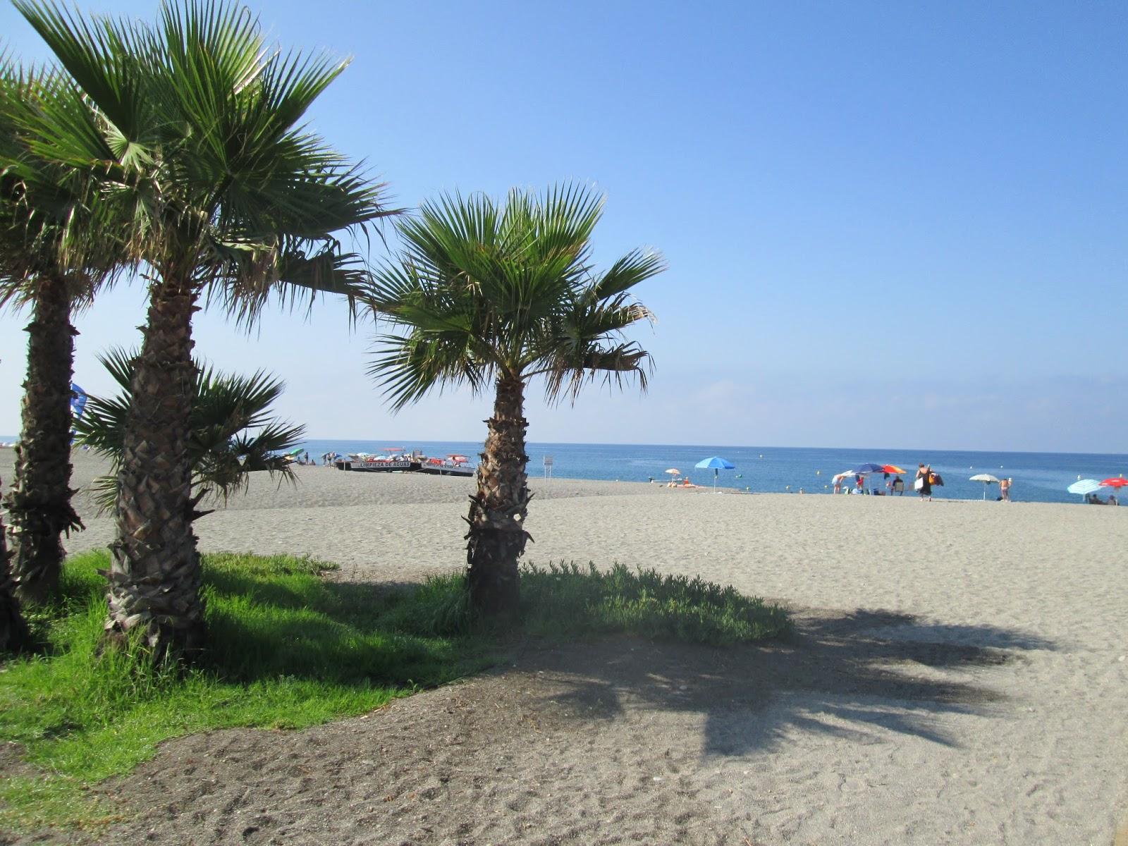 contact, vraag over deze lokatie? strand van badplaats Salobreña