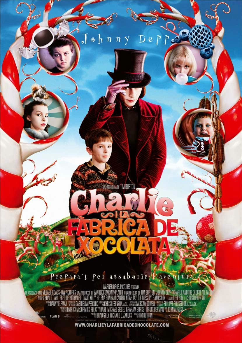 Charlies And The Chocolate Factory (2005) Full Version