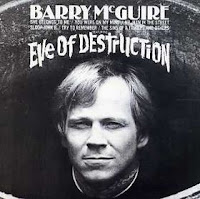 BARRY McGUIRE - Eve of destruction Los mejores discos de 1965