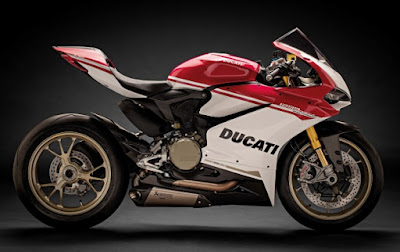 New 2016 Ducati 1299 Panigale S side image