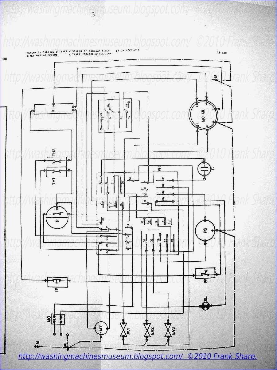 Ariston Washing Machine Wiring Diagram Books Of Motor Washer Rama Museum Mod Lb100 Lb120 Lb150 Lb160 Rh Washingmachinesmuseum Blogspot Com