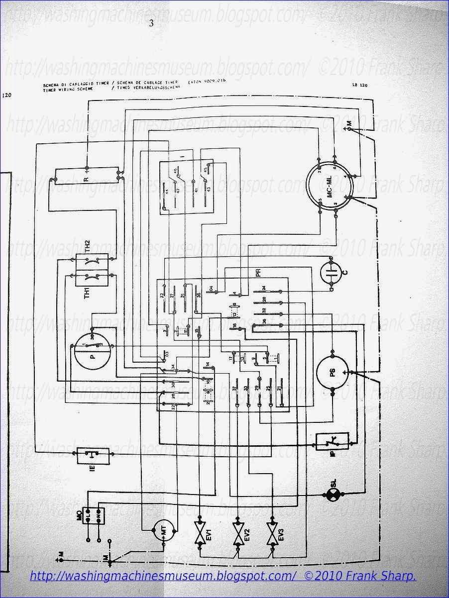 washer rama museum ariston mod lb100 lb120 lb150 kenmore washer motor wiring diagram hotpoint washing machine [ 902 x 1202 Pixel ]
