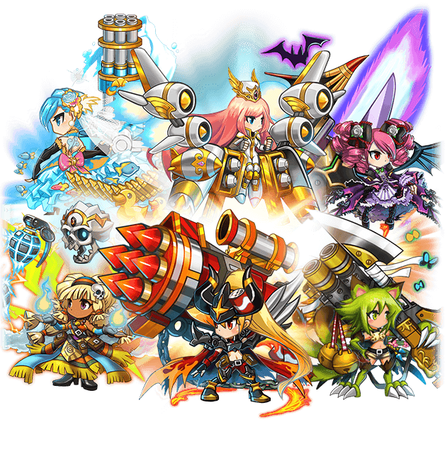 Brave Frontier Batches