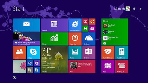 Bộ cài Windows 8.1 Enterprise with Update 3 (64-bit)