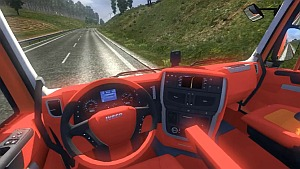 Iveco Hi Way Interior 2