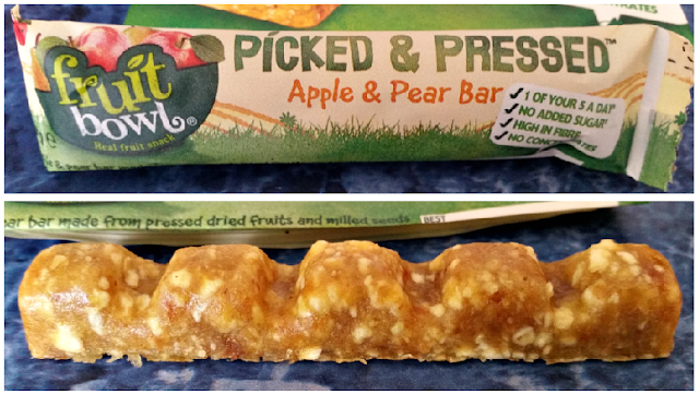 Picked and Pressed Apple and Pear bar