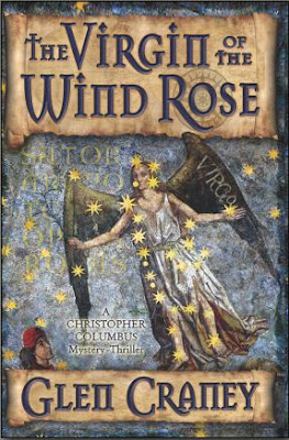 The Virgin of the Wind Rose by Glen Craney - book cover