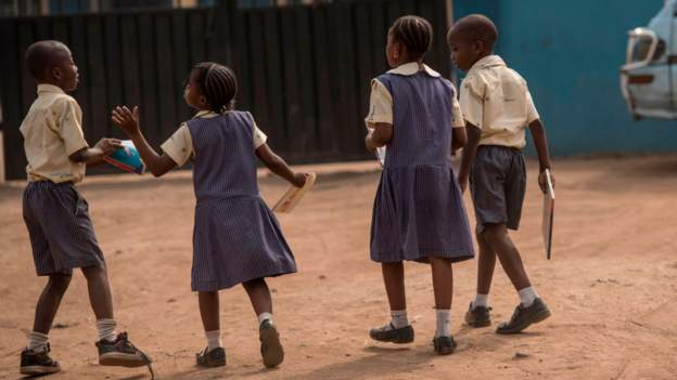 Nigeria state: Put your child in school, or risk jail