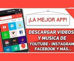 Descarga videos de cualquier pagina desde tu Android