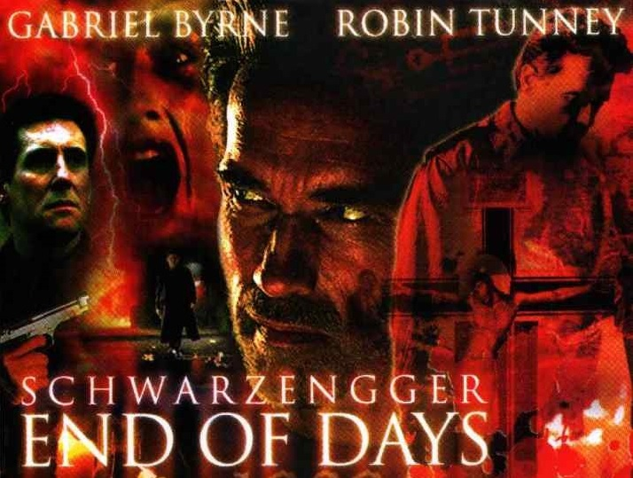 End of Days 1999 American action horror thriller film | Full Movies