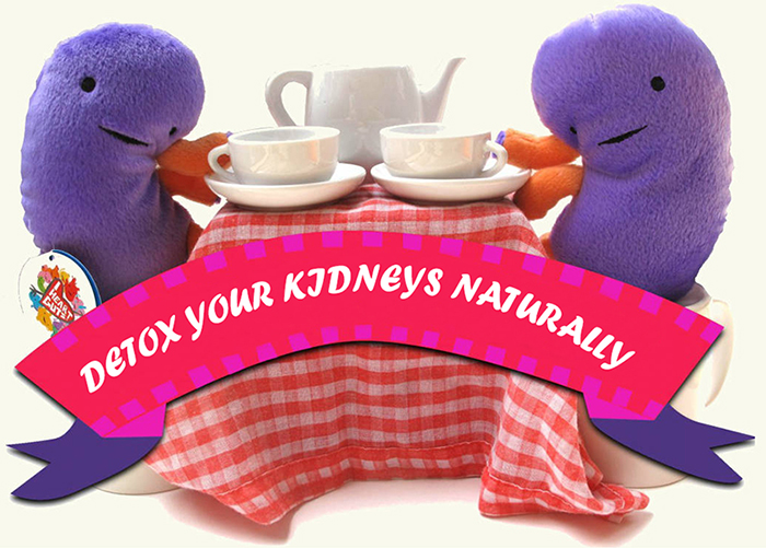 How to, Detox your kidneys naturally