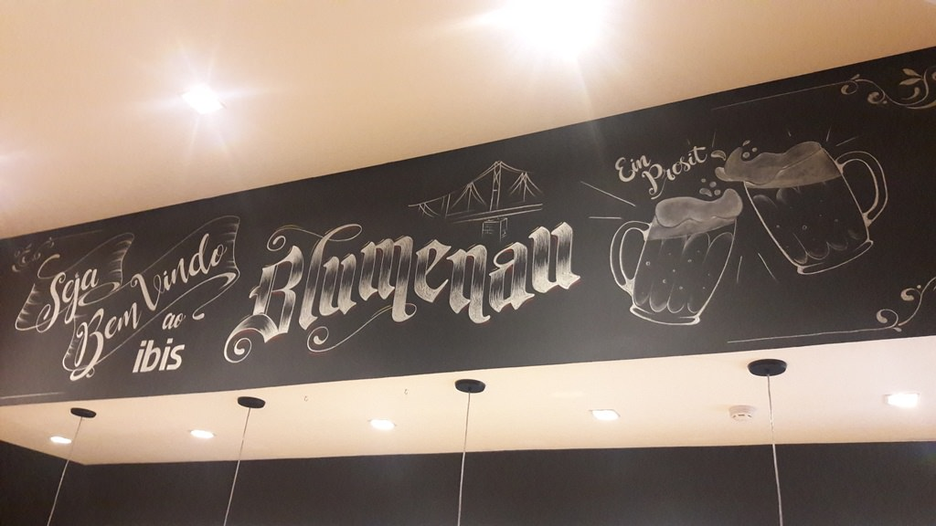 Hotel Ibis Blumenau