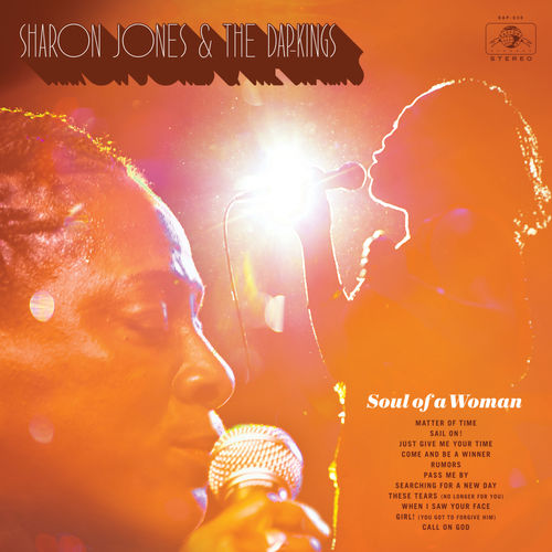 News du jour Soul Woman Sharon Jones & The Dap-Kings