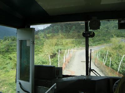 skinny road