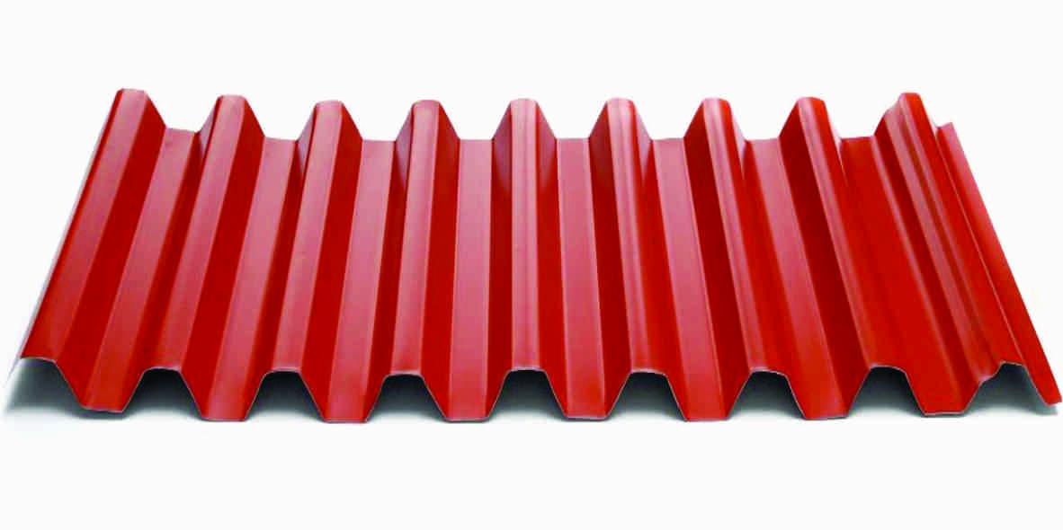 red spandek