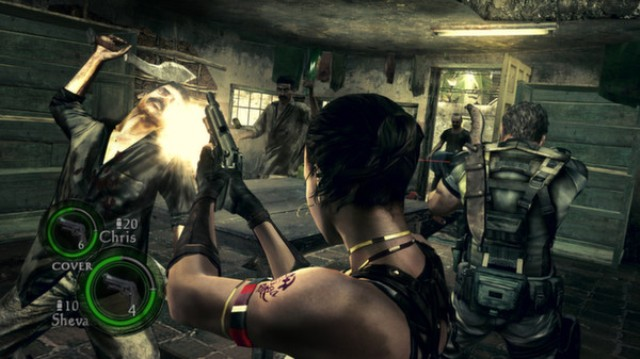 Resident Evil 5 PC Games Screenshots
