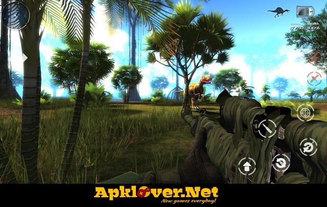 The Lost Lands:Dinosaur Hunter MOD APK unlimited ammo