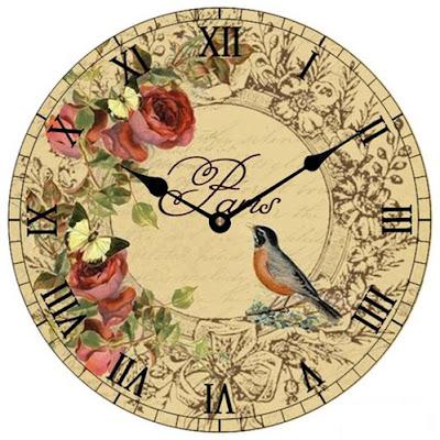 Đồng hồ treo tường phong cách cổ