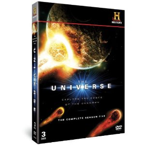 The Universe Season 5 Set of Universe DVDs