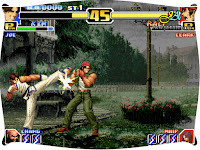 The King of Fighters 99 PC Game - Screenshot 3