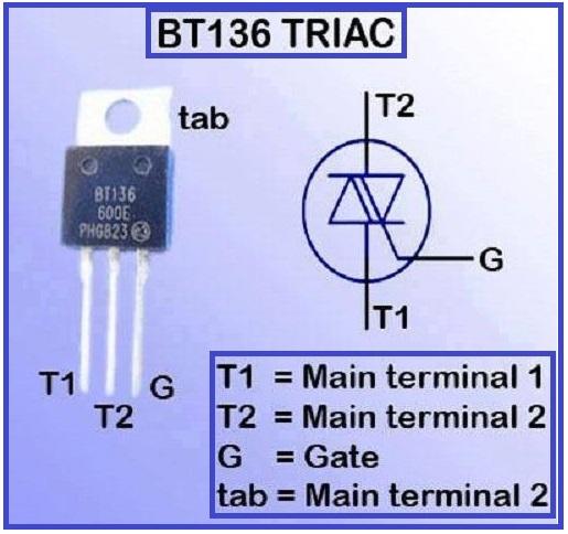 For Rj 45 Wiring Diagram Bt136 Triac Eee Community