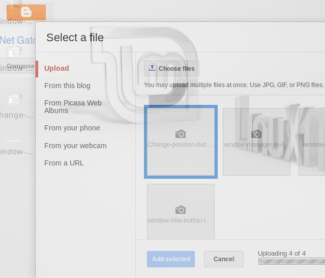 Window Transparency in Linux Mint xfce ~ Net Gator