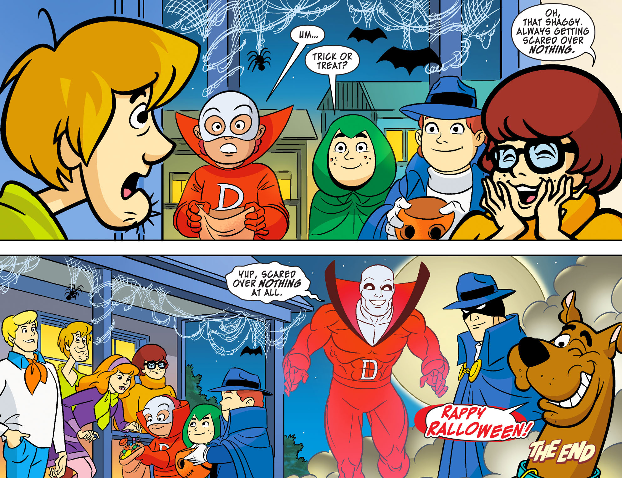 Read online Scooby-Doo! Team-Up comic -  Issue #26 - 22