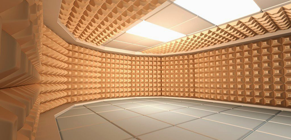 Reduce Impact Noise With Ceiling Soundproofing Walls: soundproof a bedroom wall noisy neighbours