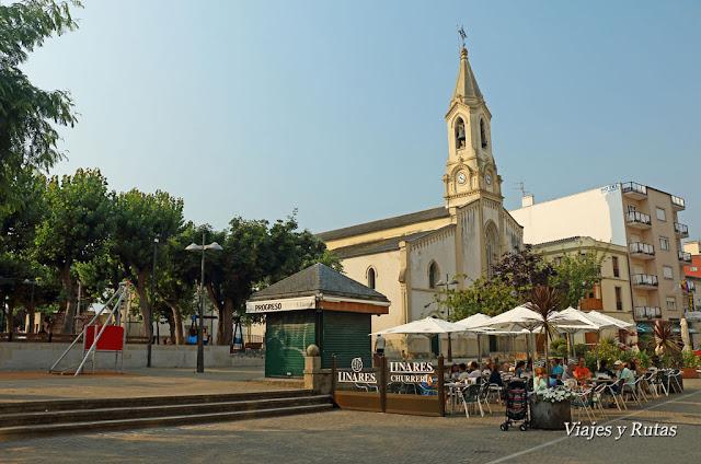 Iglesia Santa María del campo, Ribadeo