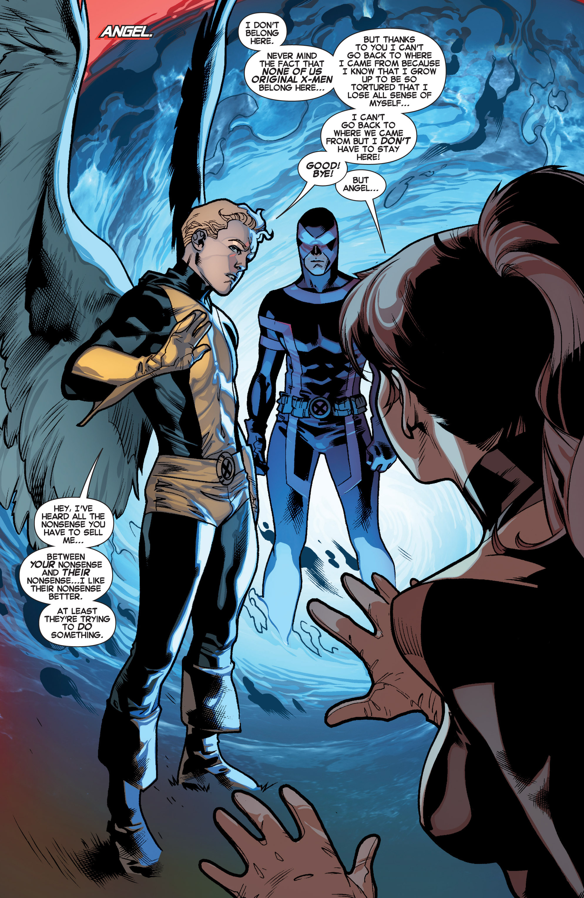 Read online All-New X-Men (2013) comic -  Issue # _Special - Out Of Their Depth - 6