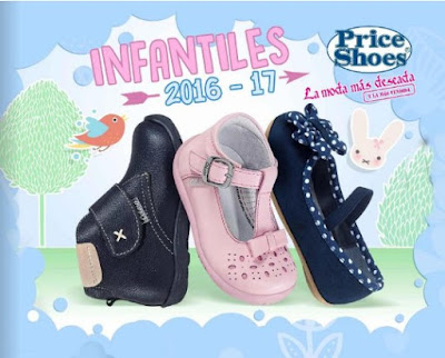 price shoes zapatos infantiles 2016