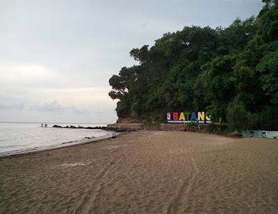 Wisata Batang | Pantai Ujung Negoro, Kandeman, Batang