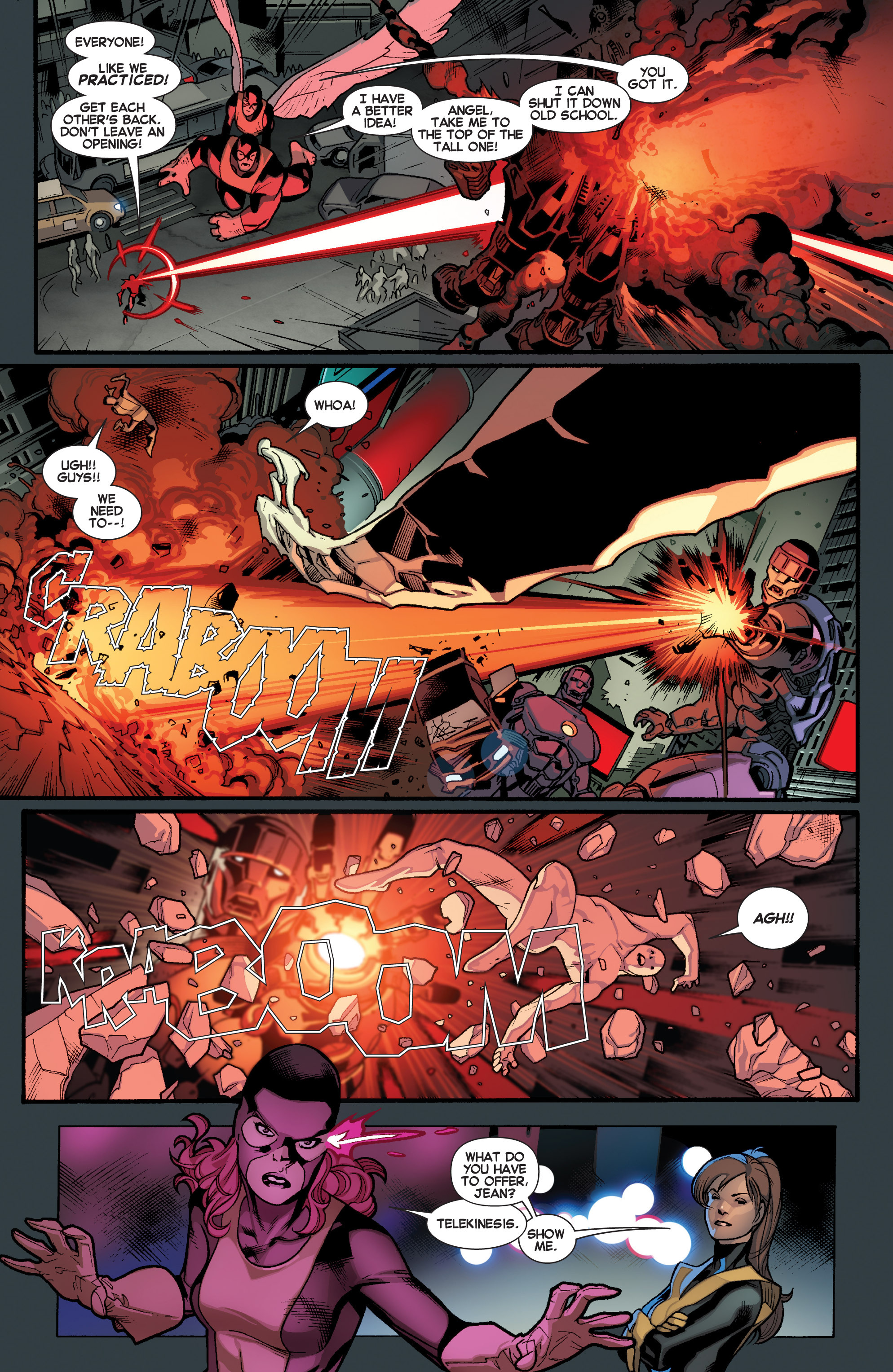 Read online All-New X-Men (2013) comic -  Issue # _Special - Here To Stay - 70