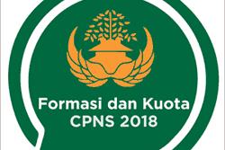 Formasi dan Kuota CPNS 2018 Kementerian dan Daerah