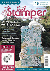 Published in Craft Stamper June 2018