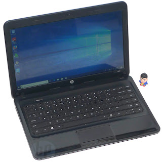 Laptop HP 1000 AMD A4 Second di Malang