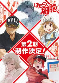 Hataraku Saibou 2nd Season - VietSub (2021)
