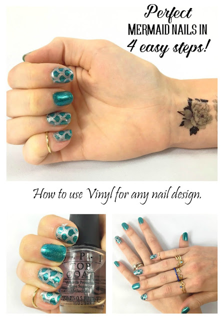 Easy Nail Art Decals With Your Cricut