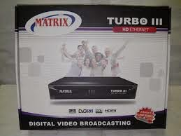 tronica: Receiver Matrix Turbo III HD Ethernet