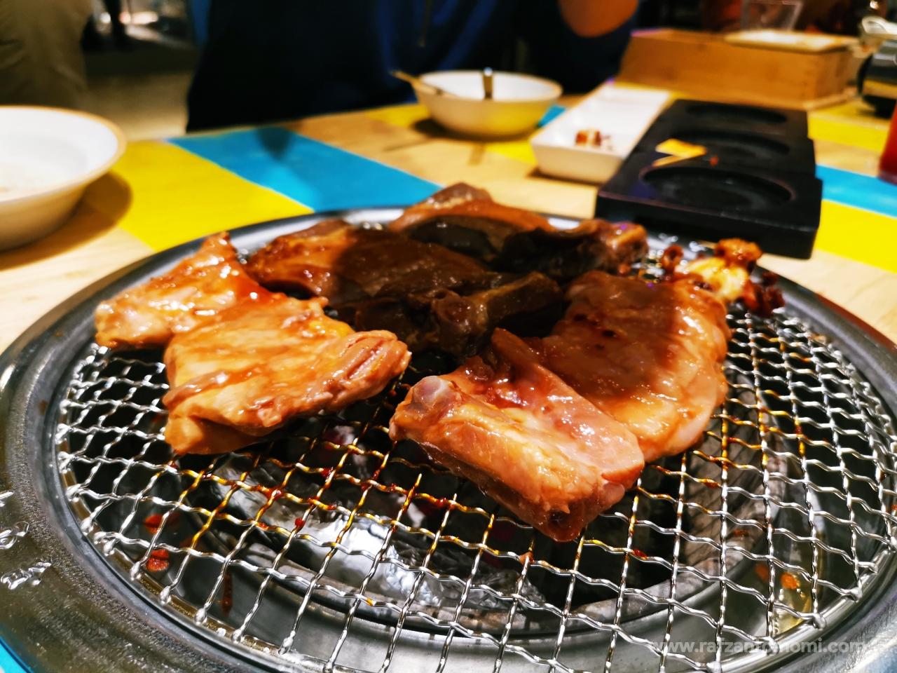 SeoulNami Korean BBQ, The Gardens Kuala Lumpur
