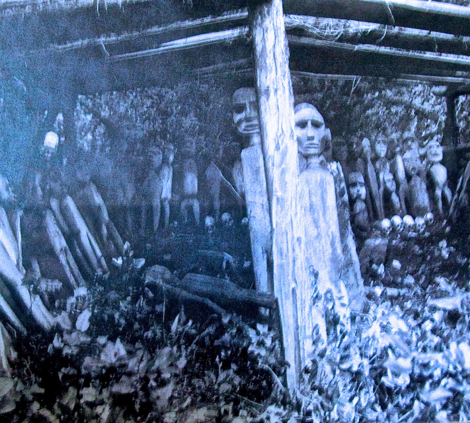 The Whaler's Shrine at Yuquot