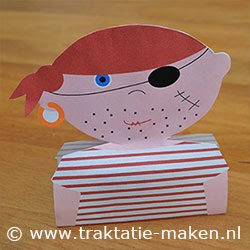 Piratas: Mini Kit para Imprimir Gratis.