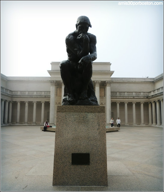 "Legion of Honor: ""El Pensador"" de Rodin"