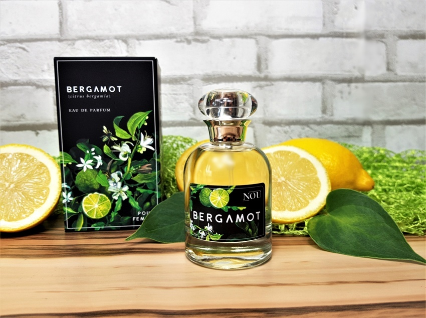 NOU Bergamot Cytrusowo-piżmowa woda perfumowana dla kobiet