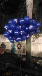 menjual aneka balon peresmian