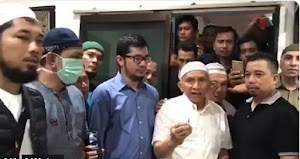 Amien Rais Ta'ziah ke Keluarga Korban, 6 Peserta Wafat Dalam Demo Bawaslu