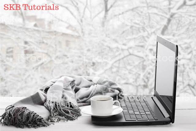 winter me laptop mostiur rahta hai