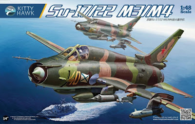 Other voices: The Kitty Hawk 1/48 Su-17 and criticism of new kits