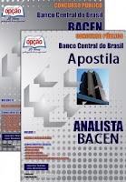 Apostila Concurso Bacen 2017 Analista do BCB.