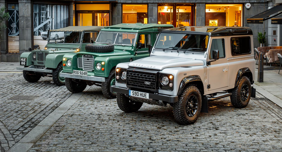 next land rover defender to appeal to a new generation. Black Bedroom Furniture Sets. Home Design Ideas